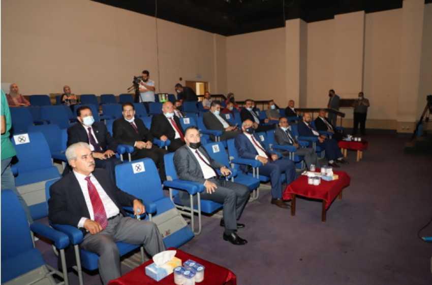 """مؤتمر ومهرجان الفن العربي المعاصر التاسع بعنوان: """"الفن والهوية الوطنية"""""""