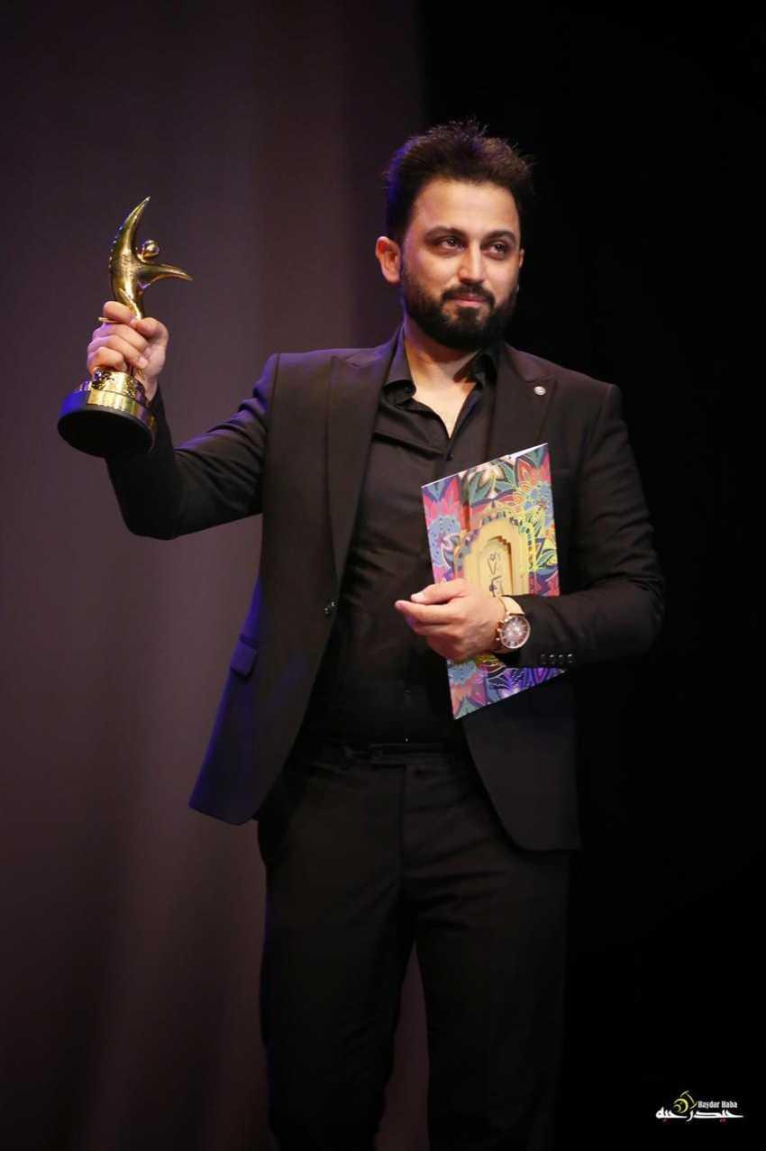"""فوز مسرحية """"إشتباك"""" للدكتور علي مشاري بجائزة أفضل تأليف موسيقي"""